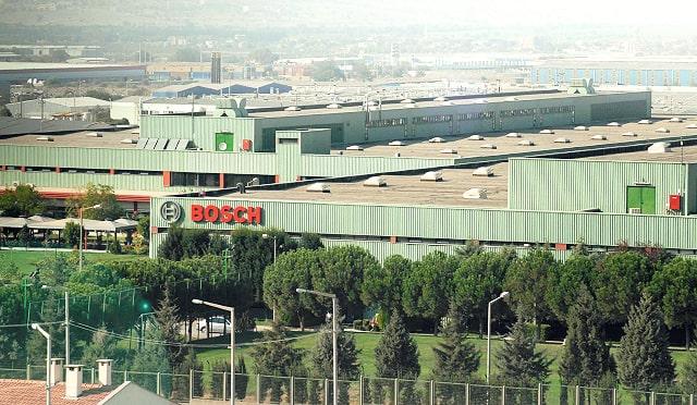 Bosch Kombi Üretim Tesisleri - Manisa TR